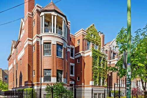 2032 W Pierce, Chicago, IL 60622 Wicker Park