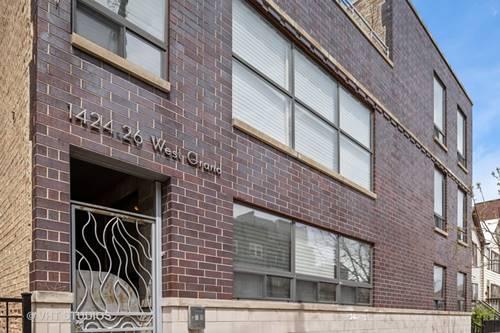 1424 W Grand Unit 5, Chicago, IL 60642 Noble Square