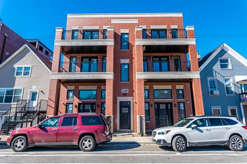 3140 N Elston Unit 3S, Chicago, IL 60618 Avondale