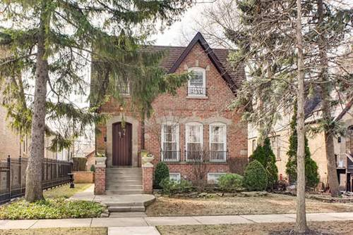 5220 N Lamon, Chicago, IL 60630 Forest Glen