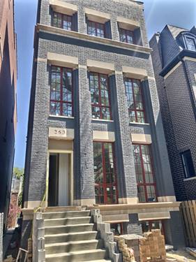 2633 N Mildred Unit 2, Chicago, IL 60614 Lincoln Park