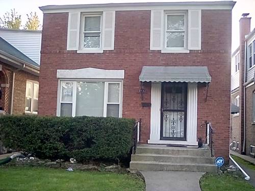3522 N Neva, Chicago, IL 60634 Schorsch Village