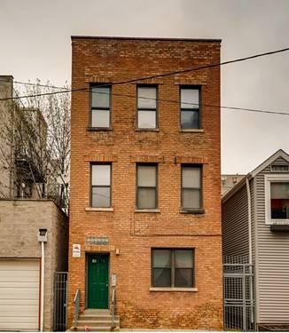 1648 W Ontario, Chicago, IL 60622 East Village
