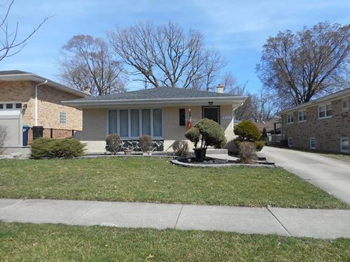 9313 S 82nd, Hickory Hills, IL 60457