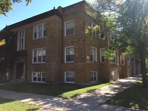 4517 N Hamlin Unit 2, Chicago, IL 60625 Albany Park