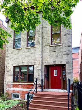 1352 N Oakley, Chicago, IL 60622 Wicker Park