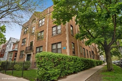 1020 W Barry Unit 3, Chicago, IL 60657 Lakeview