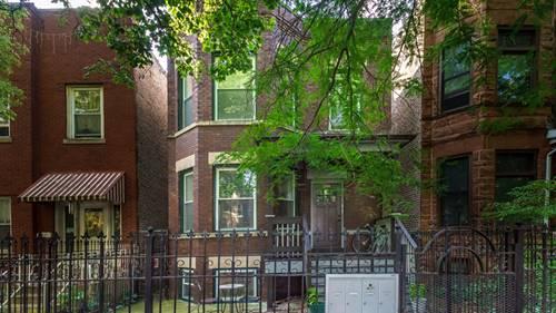 1844 N Whipple, Chicago, IL 60647 Logan Square
