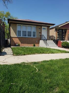 2142 W 73rd, Chicago, IL 60636 West Englewood
