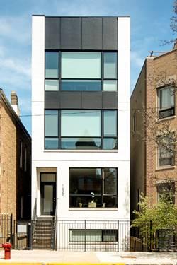 1630 W Le Moyne Unit 1, Chicago, IL 60622 Wicker Park