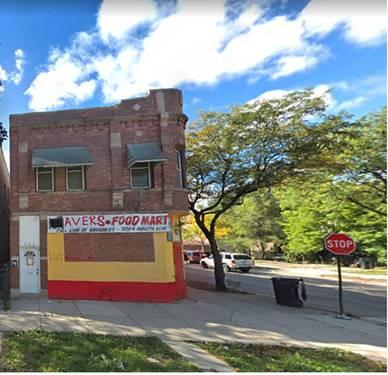 958 N Avers, Chicago, IL 60651 Humboldt Park