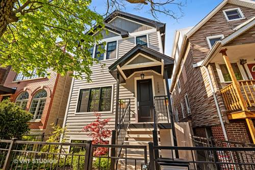 1734 W Henderson, Chicago, IL 60657 West Lakeview