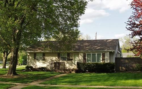 1702 Oakwood, Dekalb, IL 60115