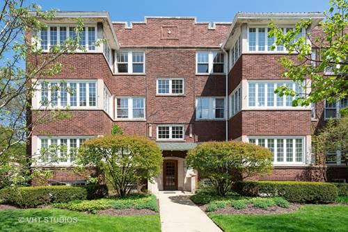 813 Ridge Unit 1, Evanston, IL 60202