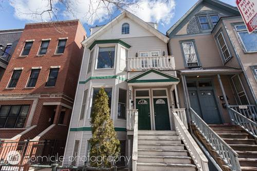3309 N Kenmore, Chicago, IL 60657 Lakeview