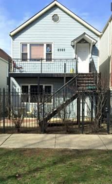 1810 N Washtenaw Unit 1, Chicago, IL 60647 Logan Square