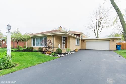 6823 W Evergreen, Palos Heights, IL 60463