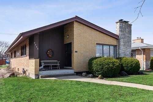 7252 N Overhill, Chicago, IL 60631 Edison Park