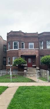 4743 W Monroe, Chicago, IL 60644 West Garfield Park