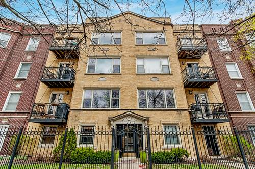 1212 W Roscoe Unit G, Chicago, IL 60657 West Lakeview