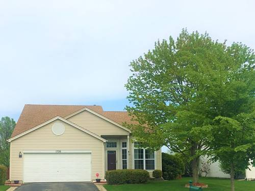 1720 Whispering Oaks, Plainfield, IL 60586