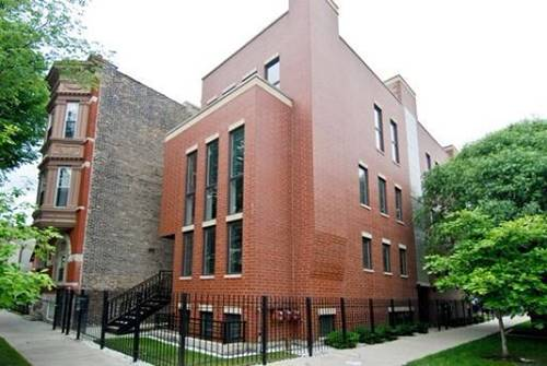 1458 N Artesian Unit 3, Chicago, IL 60622 Humboldt Park