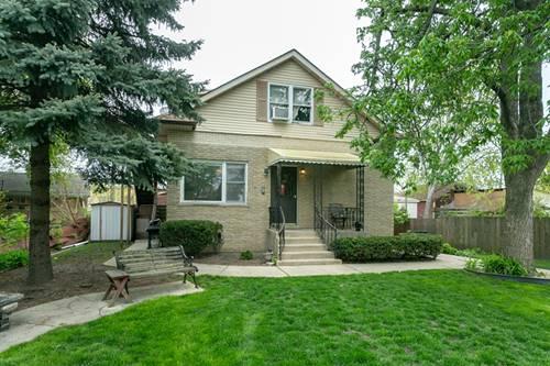 5654 W Goodman, Chicago, IL 60630 Jefferson Park
