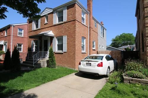 7822 W Berwyn, Chicago, IL 60656 Norwood Park