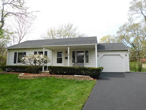 4 Frances, Buffalo Grove, IL 60089