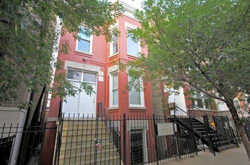 1718 W Pierce Unit 2R, Chicago, IL 60622 Wicker Park