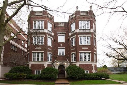 500 Sheridan Unit 2E, Evanston, IL 60202