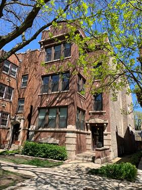 5637 N Glenwood Unit 2, Chicago, IL 60660
