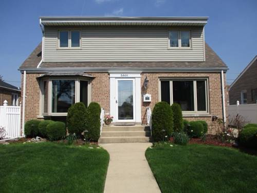 5801 N Oriole, Chicago, IL 60631 Norwood Park