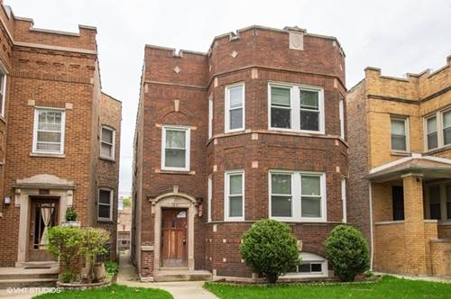 3841 N Sawyer, Chicago, IL 60618 Irving Park