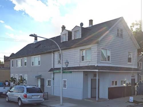 2601 W Luther, Chicago, IL 60608 Little Village