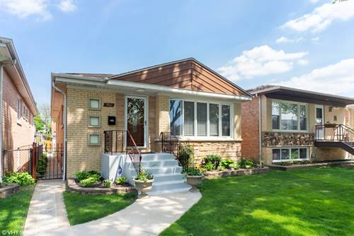 3761 N Oketo, Chicago, IL 60634 Belmont Heights
