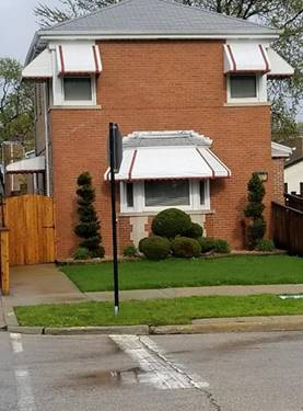 10301 S Trumbull, Chicago, IL 60655 Mount Greenwood