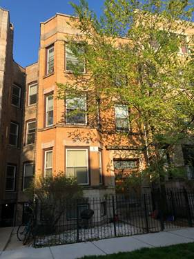 3515 N Wilton Unit 3, Chicago, IL 60657 Lakeview