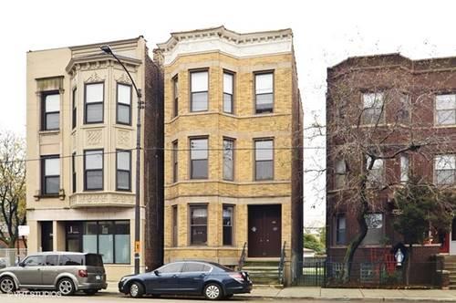 2605-07 W Chicago, Chicago, IL 60622 Smith Park