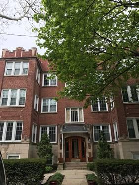6304 N Wayne Unit 2S, Chicago, IL 60660 Edgewater