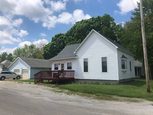 117 N William, Farmer City, IL 61842