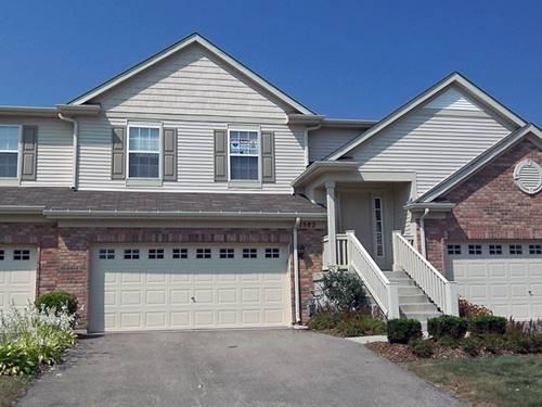 1582 Millbrook, Algonquin, IL 60102
