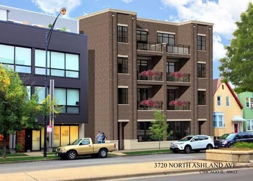 3720 N Ashland Unit 201, Chicago, IL 60613 West Lakeview