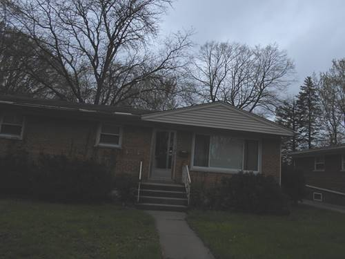 22612 Ridgeway, Richton Park, IL 60471