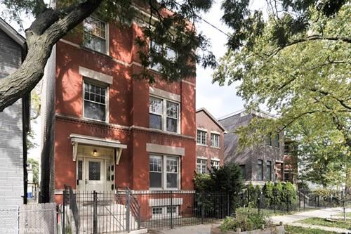 2636 W Cortland Unit 1, Chicago, IL 60647 Logan Square