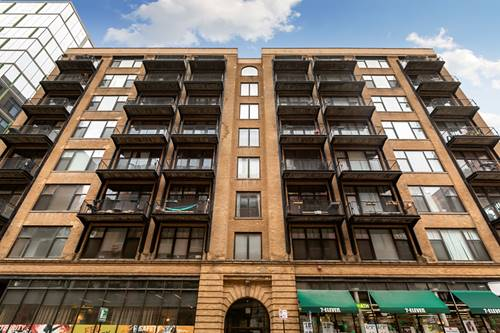 625 W Jackson Unit 504, Chicago, IL 60661 The Loop