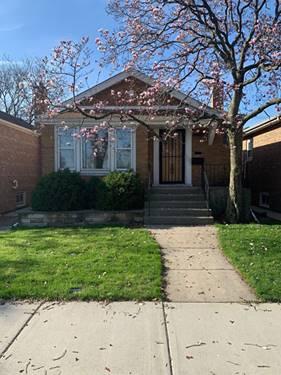 5905 W 55th, Chicago, IL 60638 Garfield Ridge
