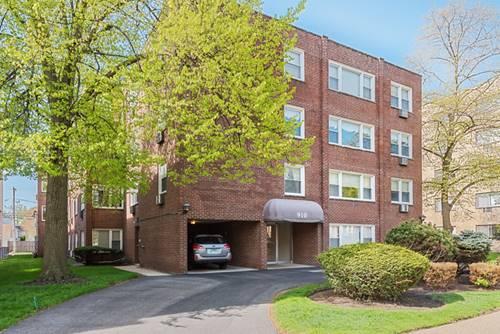 910 Washington Unit 4C, Evanston, IL 60202