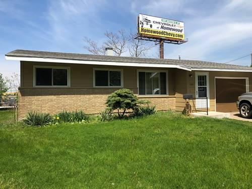 100 Anne, Thornton, IL 60476