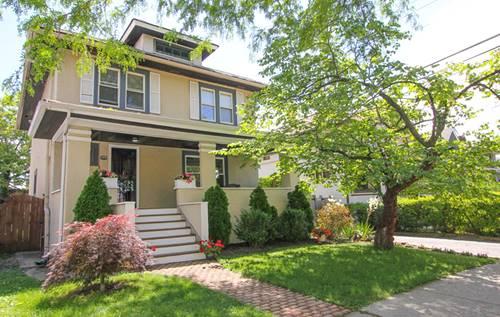 426 N Humphrey, Oak Park, IL 60302